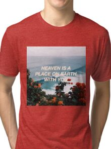 video games//lana del rey  Tri-blend T-Shirt