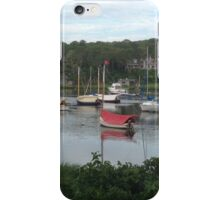 Arey's Pond, Cape Cod iPhone Case/Skin