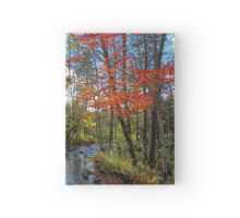 Autumn Creek Hardcover Journal