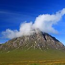 The Buachaille in Summer by beavo