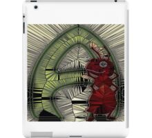 Alphabet Mosaic Letters - A iPad Case/Skin