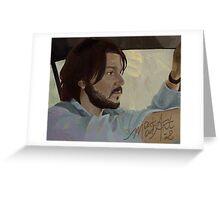Diego Oh my Diego Greeting Card