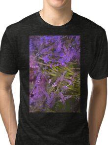 Lavender 6 Tri-blend T-Shirt