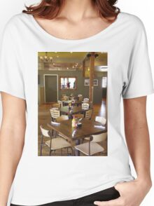 Table Alignment And A Selfie Women's Relaxed Fit T-Shirt