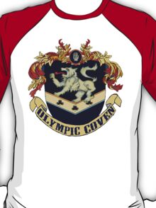 Olympic Coven Shield Full Color T-Shirt