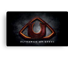 Ultraman Canvas Print