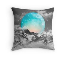 It Seemed To Chase the Darkness Away Throw Pillow