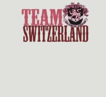 Team Switzerland  by SMDdesigns