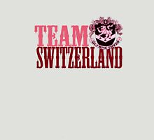 Team Switzerland  Womens Fitted T-Shirt