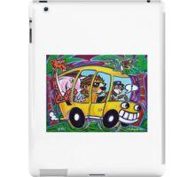 'Jungle Bus' iPad Case/Skin