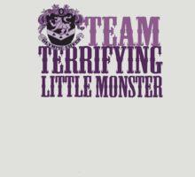 Team Terrifying Little Monster by SMDdesigns