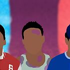 Chance The Rapper by Brett Hyde