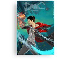 DMC Canvas Print