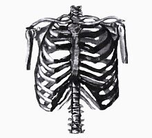 Chest X-Ray Unisex T-Shirt