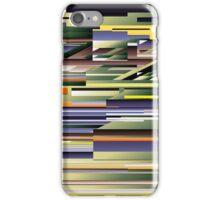 Horizontal Alien Building iPhone Case/Skin