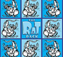The Rat Pack - 8 by MontanaJack