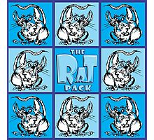 The Rat Pack - 8 Photographic Print