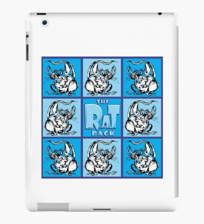The Rat Pack - 8 iPad Case/Skin