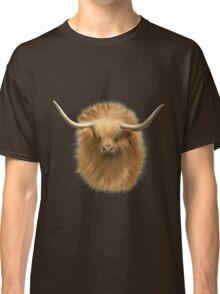 Highland cattle bull Classic T-Shirt