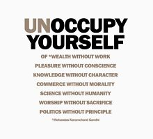 unoccupy yourself (version 2) Unisex T-Shirt
