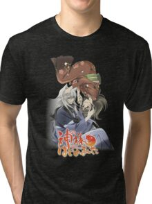 kamisama kiss falling to tomoe Tri-blend T-Shirt