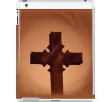 The  Cross of Jesus iPad Case/Skin