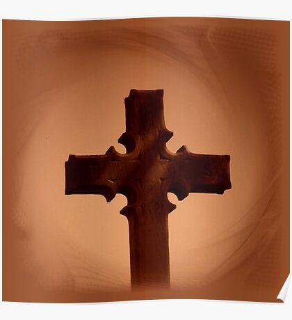 The  Cross of Jesus Poster