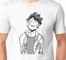 Irritated Oikawa Unisex T-Shirt