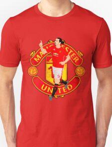 ZLATAN IBRAHIMOVIC : MANCHESTER UNITED : VECTOR Unisex T-Shirt