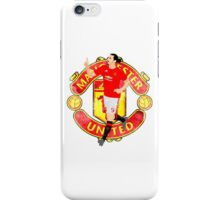 ZLATAN IBRAHIMOVIC : MANCHESTER UNITED : VECTOR iPhone Case/Skin