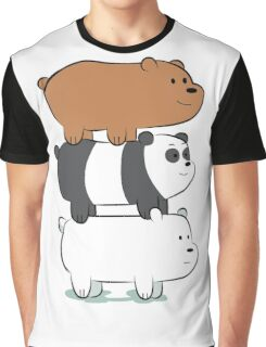 We are bears Graphic T-Shirt