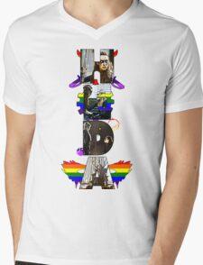 The 100 - Commander Lexa Mens V-Neck T-Shirt