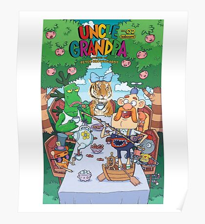 uncle grandpa Poster