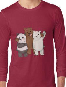 We are bears Long Sleeve T-Shirt