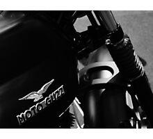 Italian motor. Photographic Print