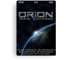 Orion - Planet Earth Canvas Print