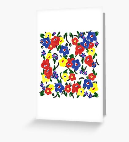 Primary care. Greeting Card