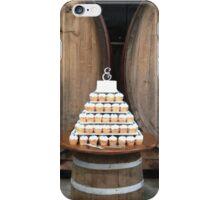 Vineyard Wedding Cake  iPhone Case/Skin