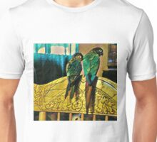 Roosting Conures Unisex T-Shirt