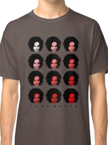 Jack White - Red Pattern Classic T-Shirt