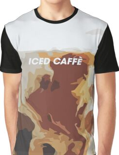 cafe latte Graphic T-Shirt