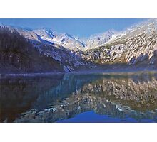 Upper Tauern Mountains Photographic Print