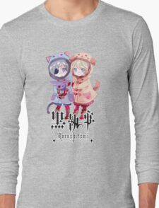 little ciel and trancy Long Sleeve T-Shirt