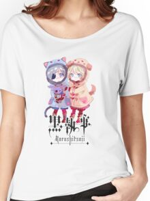 little ciel and trancy Women's Relaxed Fit T-Shirt