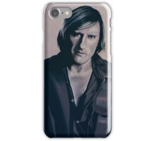 Gerard Depardieu Painting iPhone Case/Skin