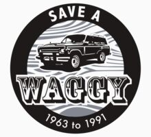 Save A Waggy by jeepstyletees