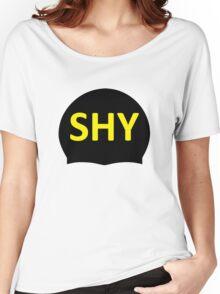 SHY Swim Cap Women's Relaxed Fit T-Shirt