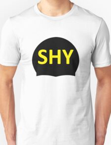 SHY Swim Cap Unisex T-Shirt