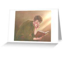 Professor Lupin Greeting Card
