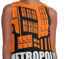 metropolis Contrast Tank